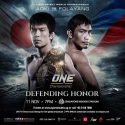 Two world title fights set for one: Defending honor in Singapore on 11 november