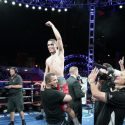 "Late replacement Erik ""El Trump"" Ruiz upsets Hanzel Martinez for WBC International super bantamweight title"