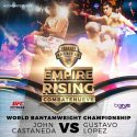 Combate Americas Adds Marc Stevens vs. Victor Reyna To NY Event