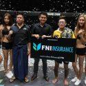 Yoshitaka Naito Retains One Strawweight World Championship by submitting Joshua Pacio