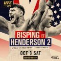 Michael Bisping: He knows he's going to get knocked out, it's as simple as that
