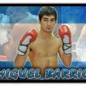 Sampson Boxing Signs Argentina's Cesar Miguel Barrionuevo to a Promotional Agreement