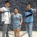 Todo listo para función de box en Los Reyes, La Paz