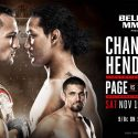 Two New Bouts Added to 'Bellator 165: Chandler vs. Henderson' in San Jose on Nov. 19