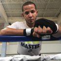 """Javier 'El Chino' Flores / """"Voy a subir al ring a hacer mi trabajo de manera inteligente"""""""