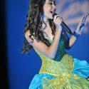 Bridget González / La cantante mexicana hará varias presentaciones este mes