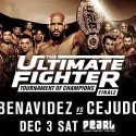 The Ultimate Fighter: A Tournament Of Champions Finale On-Sale Friday