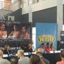 Conferencia de Prensa Noche de Campeones: Edgardo 'Sasso' Lopez y Jose 'Wonder Boy' Lopez