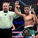"""""""Voy a demostrar que estoy para la clase elite del boxeo"""" – Pedro Guevara"""
