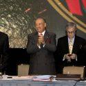 Francisco Varcárcel / Reelegido a la presidencia de la O.M.B.