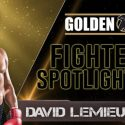 David Lemieux Gives Look into his Boxing Career Ahead of Highly Anticipated Return Into the Ring on Oct.22