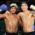 Listos Oscar Valdez y Jessie Magdaleno para sus combates titulares del 5 de noviembre en el PPV Pacquiao vs. Vargas