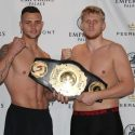 Nielsen and Lerena make weight, ready for 'Super 4' final
