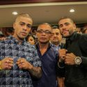 Vazquez Jr. and Juan Ma Lopez come face to face at final pre-fight press conference
