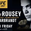 Rousey returns to challenge Nunes for world title