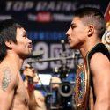 Pesaje Oficial: Manny Pacquiao 144.8 vs Jessie Vargas 146.5