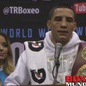 Oscar Valdez anunciará su siguiente pelea el martes en Los Ángeles