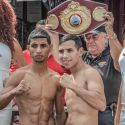 Pesaje Oficial: Angel Acosta 107.8 lbs VS. Luis Ceja  107 lbs