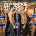Pesaje Oficial: Danny Garcia 146.6 vs Samuel Vargas 145.7