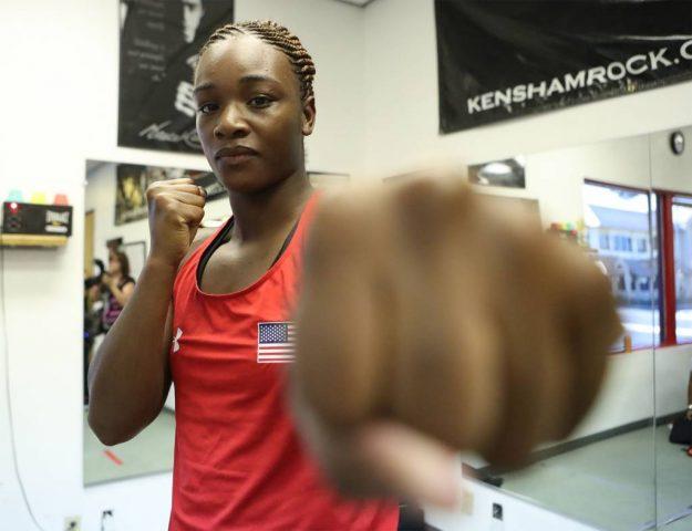 Photo Credit: Roc Nation Sports/Tom Hogan - Hoganphotos