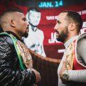 Badou Jack y James Degale presentaron pelea