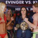 Invicta 20: Tonya Evinger (134.7) vs. Yana Kunitskaya (134.1)