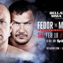 Two Main Card Bouts Added to 'Bellator 172' on Feb. 18 in San Jose