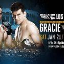 Ralek Gracie Takes on Dangerous Striker Hisaki Kato at Bellator 170 in Los Angeles Jan. 21