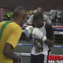 Video: Nicholas Walters Media workout prior to Lomachenko fight