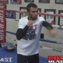 Video: Vasyl Lomachenko Media workout prior to Nicholas Walters fight