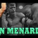 On the Verge of Boxing Stardom, Menard Ready for Tough Challenge Against Beltran