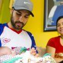 Pedraza encuentra inspiración en su familia