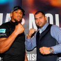 ANTHONY JOSHUA & ERIC MOLINA PRESS CONFERENCE QUOTES & PHOTOS FOR IBF HEAVYWEIGHT WORLD CHAMPIONSHIP THIS SATURDAY LIVE ON SHOWTIME