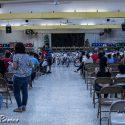 La O.M.B. lleva alegría a los niños del Centro 'Sor Isolina Ferré'