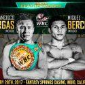 Berchelt quiere coronarse campeón WBC