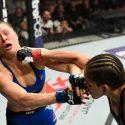 Amanda Nunes finaliza por TKO a Ronda Rousey y defiende el cinturón gallo