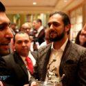 Amir Khan: Danny Garcia me dijo que la pelea de revancha es un hecho