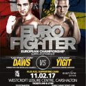 Daws vs. Yigit tickets now on sale for big Feb. 11 showdown!