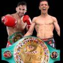 Revancha entre Jorge Linares y Anthony Crolla será el 25 de marzo en Manchester, Inglaterra