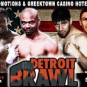 Several Match-ups Announced for Detroit Brawl on Sunday, January 22 in Detroit