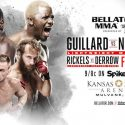 Additions of Jarod Trice, Tyrell Fortune & Bruna Ellen Complete Bellator 171 on Jan. 27