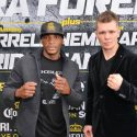 Lara: I plan on putting on a show and making a statement to the boxing world