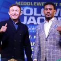 Golovkin vs. Jacobs se enfrentan en el Madison