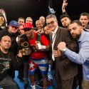 Super Welterweight World Champion Erislandy Lara Scores Fourth-Round Knockout Victory over Yuri Foreman
