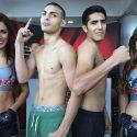 Pesaje Oficial: Carlos Ocampo 148  lbs vs. Daniel Echeverría 149.5 lbs