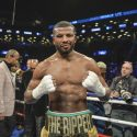 Badou Jack: I'm the newcomer at light heavyweight, but I already proved I belong.