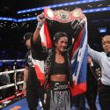 Amanda Serrano / La campeona mundial de boxeo da el salto a las Artes Marciales Mixtas