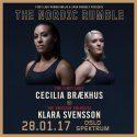 Cecilia Braekhus enfrenta a Klara Svensson