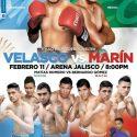 Clase talento y boxeo abre temporada con función internacional, en Guadalajara, el 11 de Febrero