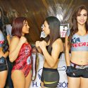 Pesaje Oficial: Anabel Ortiz 108 lbs vs. Brenda Ramos 108.5 lbs